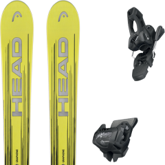 comparer et trouver le meilleur prix du ski Head Monster 98 ti black/yellow + tyrolia attack 11 gw w/o brake l solid black sur Sportadvice