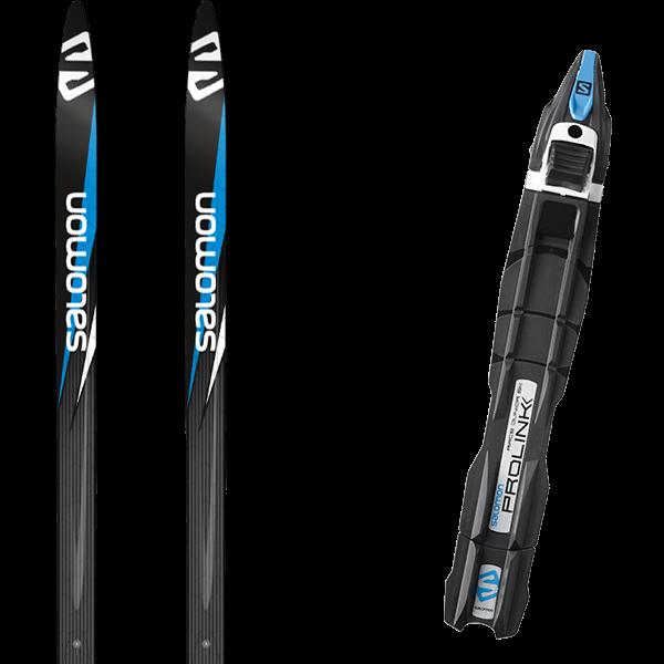 L'achat de skis nordique Salomon pas cher | SportAdvice